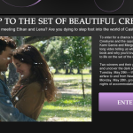 Want to Visit the Set of the Beautiful Creatures Movie?