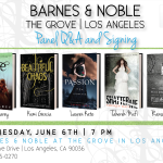 Photos from YA Event at Barnes & Noble @the Grove